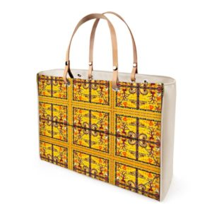 Bright Yellow Handtasche