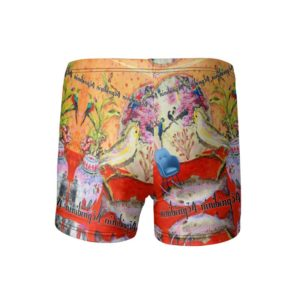 BIG CHINA RED ⛩ Badehose