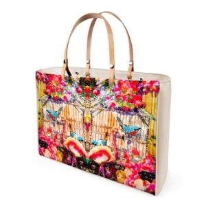 Flamingo Handtasche