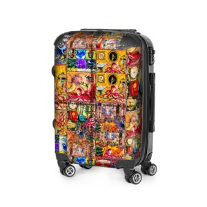 HAPPY HOLIDAY SUITCASE