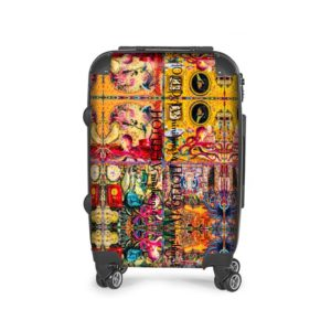 HOLIDAY SUITCASE