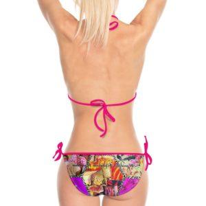 JAGUAR PINK BABY Bikini