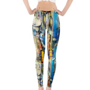 Fishbone Leggings