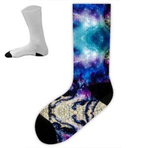Miami Medusa Blue II Socken