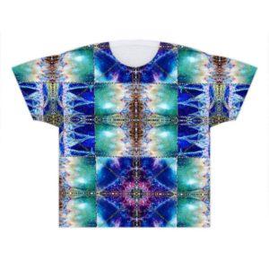 MIAMI MEDUSA BLUE Kinder T-Shirt
