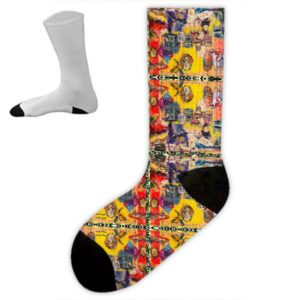 ORANGE CHILDHOOD Socken