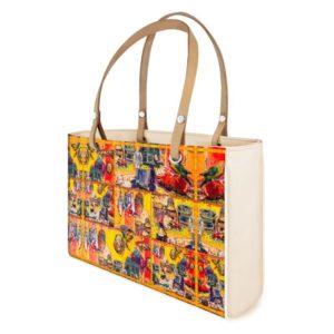 Thrilled ORANGE ? Handtasche