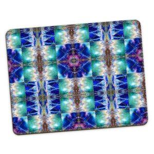 MIAMI MEDUSA BLUE Tischsets 6 Stück