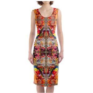 FLOWER POP Kleid