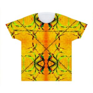 ORCHID YELLOW Kinder T-Shirt